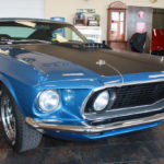 1969 Ford Mustang Exterior view
