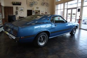 1969 Ford Mustang blue_15