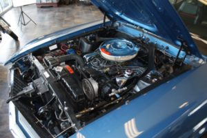 1969 Ford Mustang blue_5